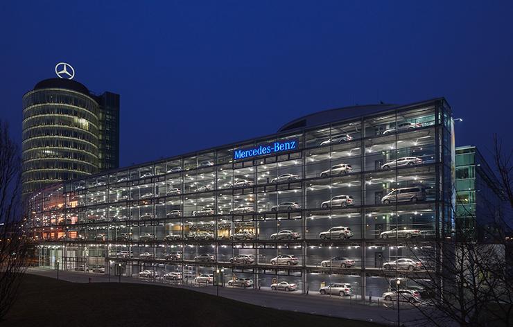 Daimler Zor Durumda