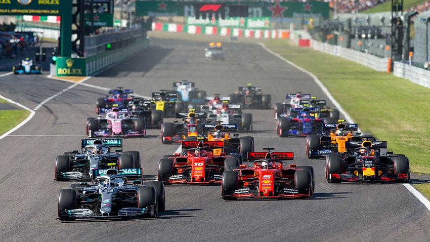 Formula1 Bahreyn GP Koronavirüs