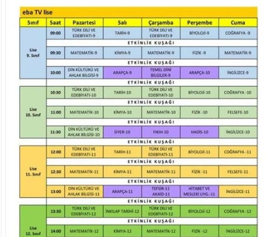 ebatv lise ders programı-1