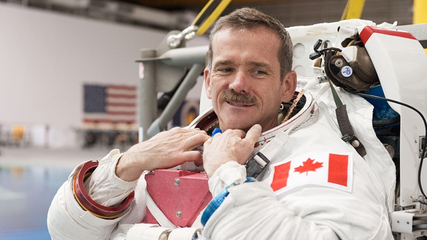 kanadalı astronot tavsiyeler