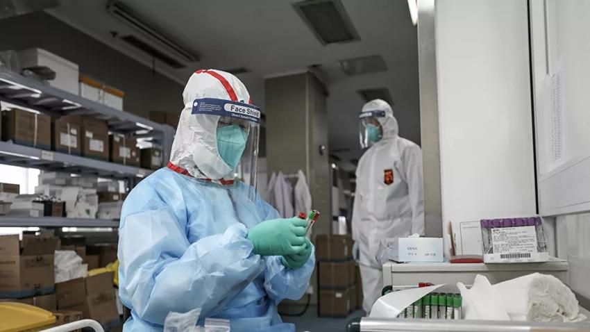 koronavirüs abdli kadın sağlık bakanı