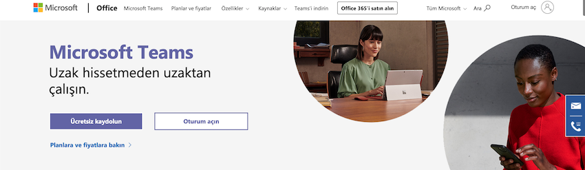 3. Microsoft Teams