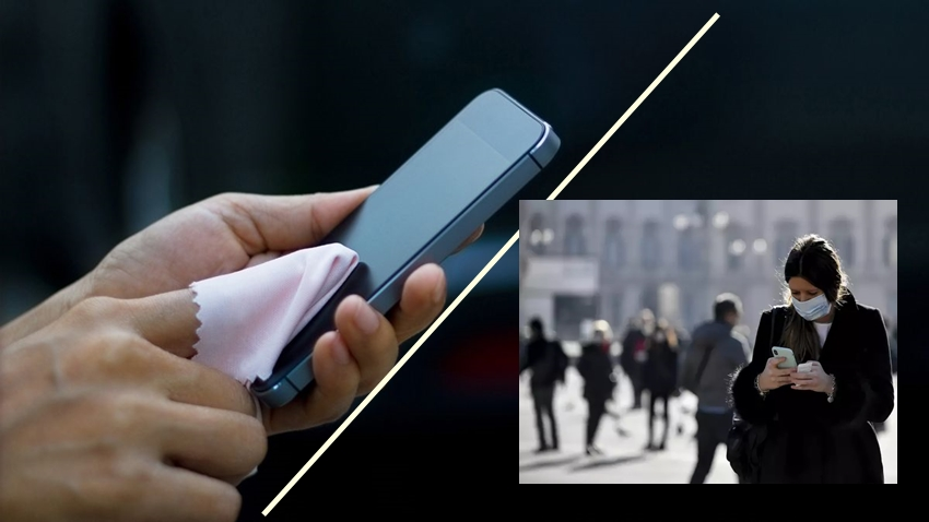 Akıllı Telefon Temizliği Nasıl Yapılır? #Corona