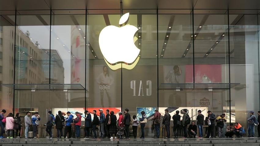 Apple, Çin'deki Mağazalarını Yeniden Açtı
