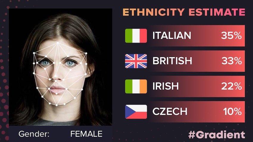 Etnik Kökeninizi Yapay Zeka ile Tahmin Eden Uygulama