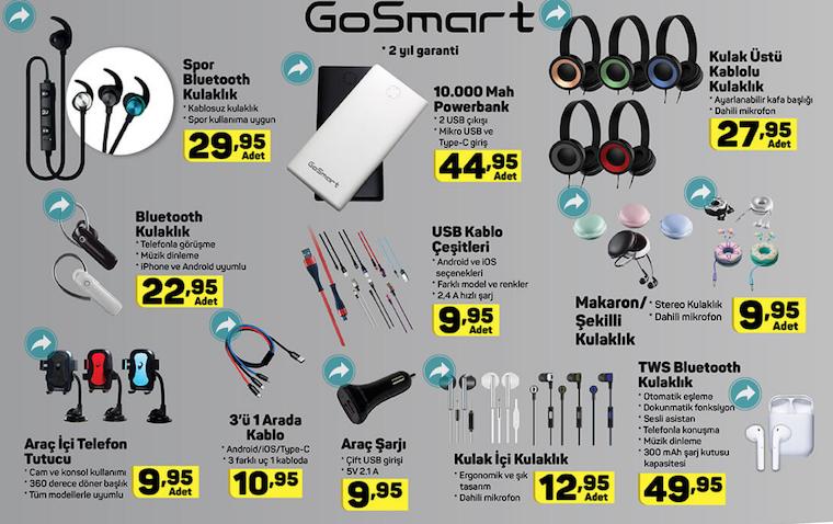 GoSmart'ın Teknolojik Ürünleri