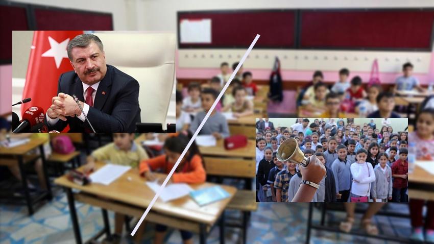 Okullar Tatil Olacak Mı Sağlık Bakanı Açıklama Yaptı
