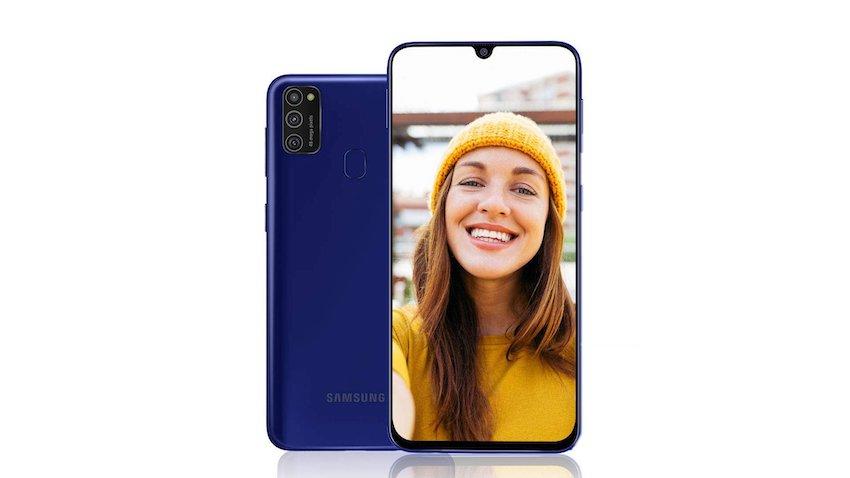 Samsung Galaxy M21 Tanıtıldı! İşte Özellikleri ve Fiyatı