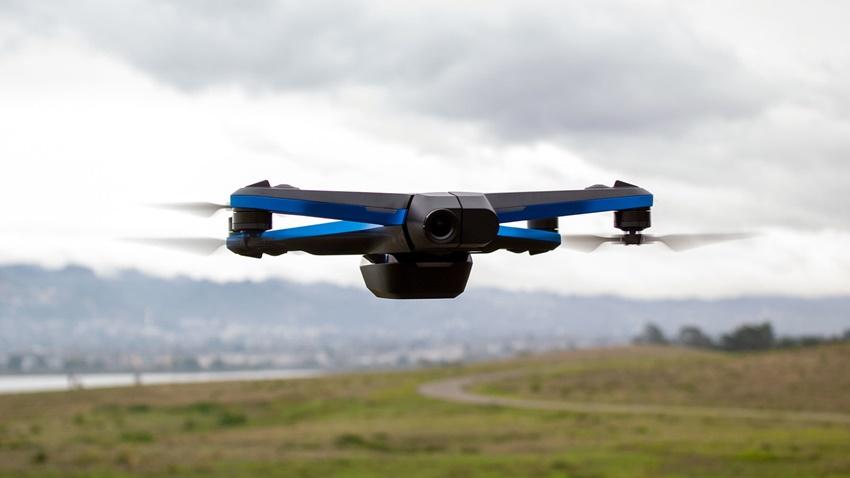 Dronlar da Yarasalar Gibi Dolaşmaya Başlıyor