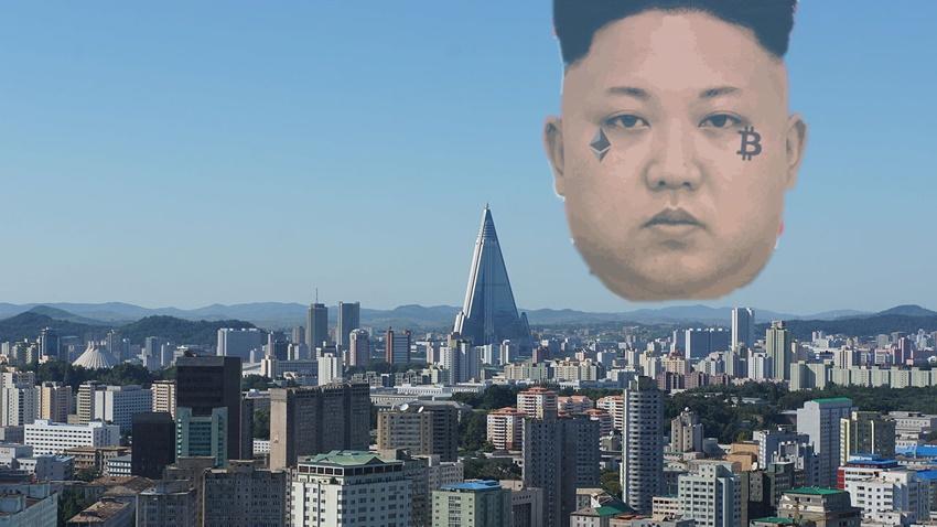 Kuzey Kore için 100M Dolar Kripto Para Aklandı