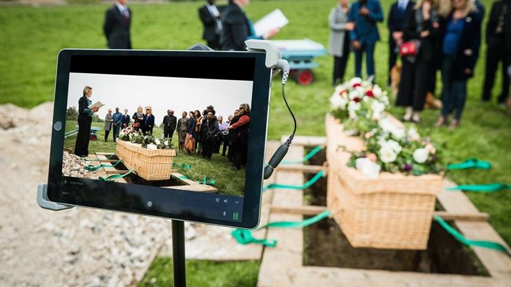 Online Cenaze Töreni