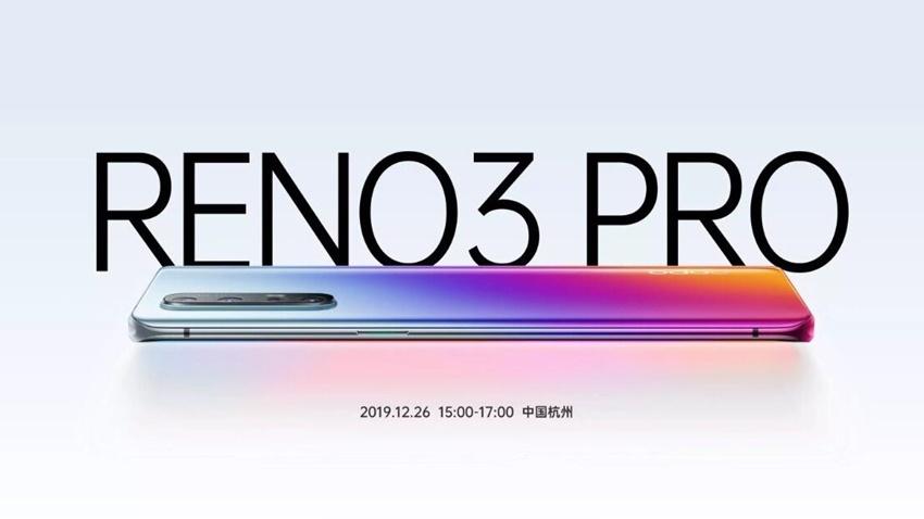 Reno3 Pro