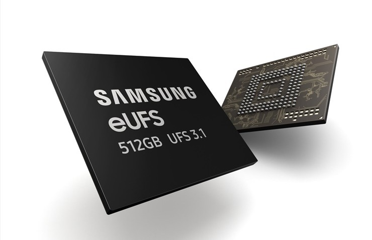 Samsung Yeni Çip