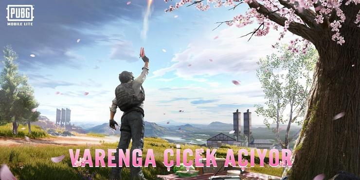 Varenga Çiçek Açıyor