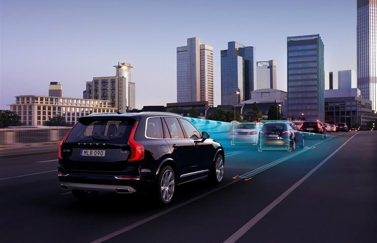 Volvo AEB Fren Sistemi
