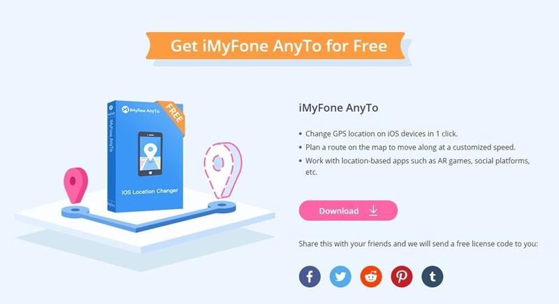 iMyFone Anyto Kampanyası