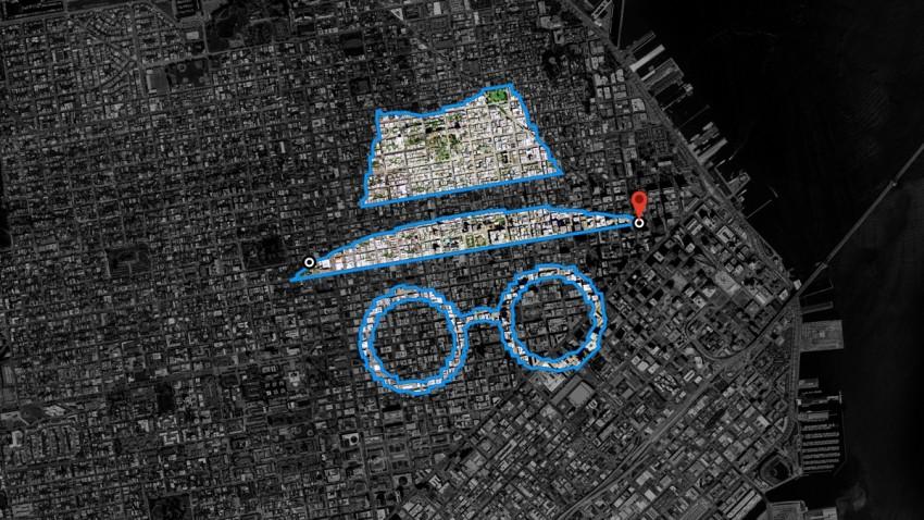 Google Haritalar Gizli Modda Nasıl Kullanılır?