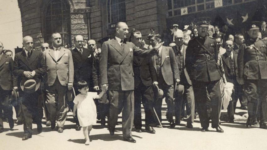 23 Nisan Atatürk 1