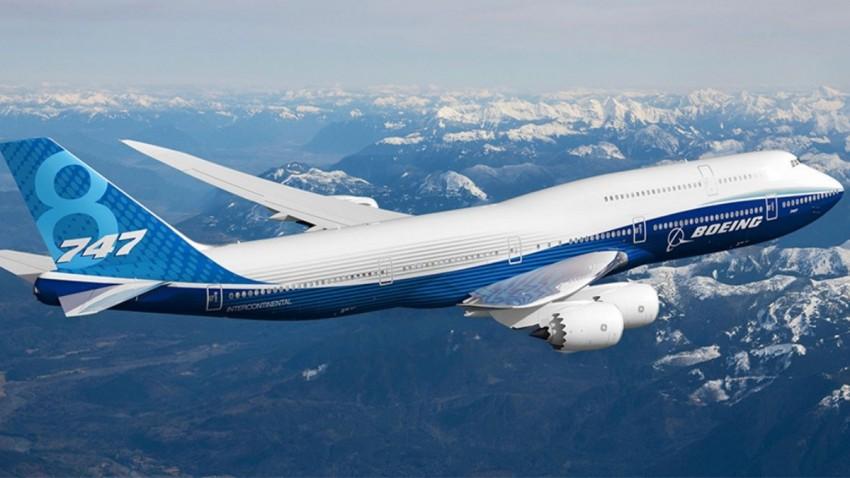 Boeing 747 Coronavirüs 1