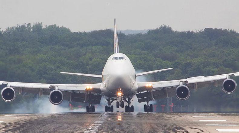 Boeing 747 Coronavirüs 2
