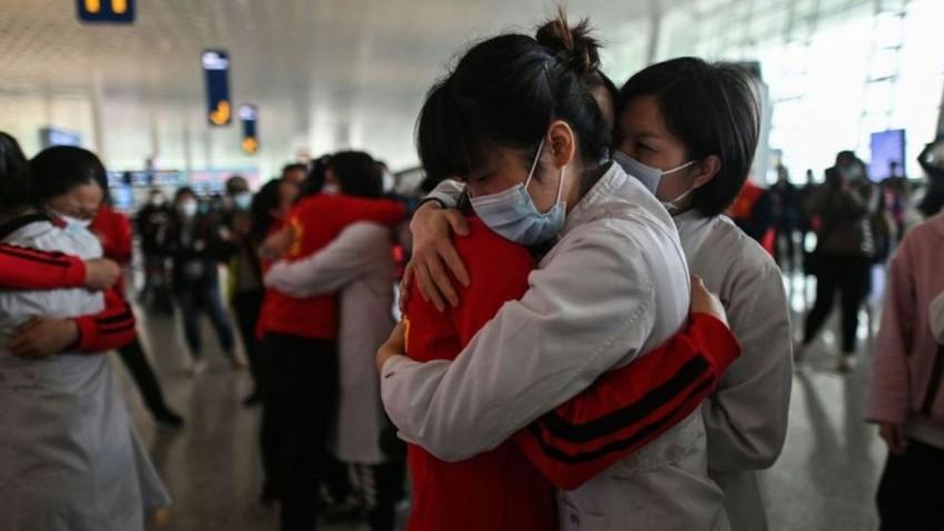 Çin Vuhan Coronavirüs 1
