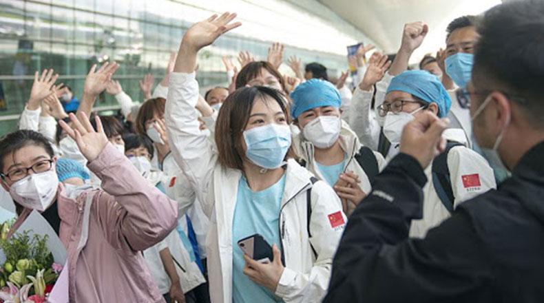 Çin Vuhan Coronavirüs 2