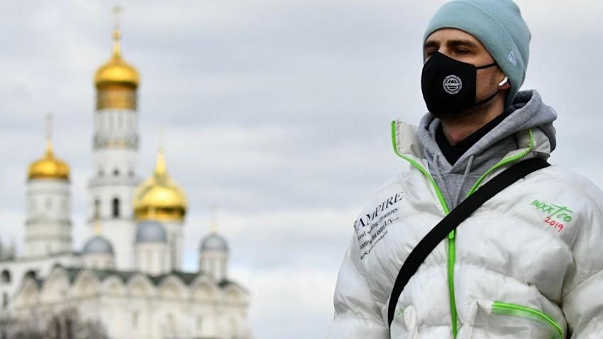 Coronavirüs Rus Doktor