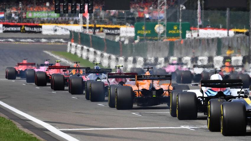Formula1 Yeni Sezon 1