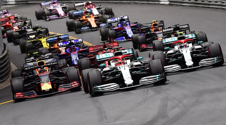 Formula1 Yeni Sezon 2