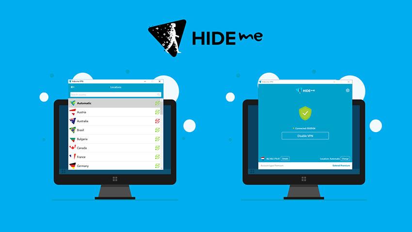 Hide.me Ücretsiz VPN 1