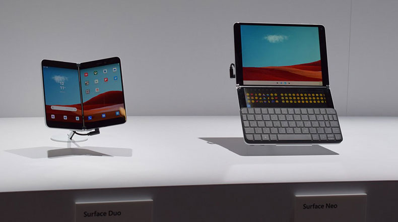 Microsoft Surface Neo ve Duo