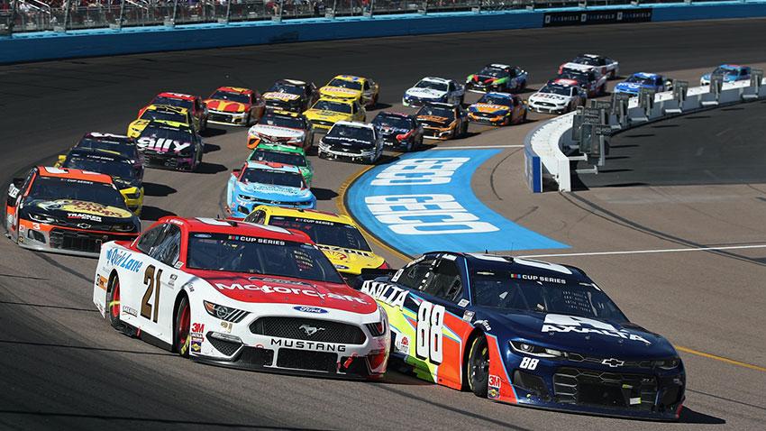 NASCAR eSpor Online Yarış