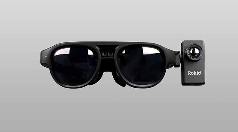 Rokid Coronavirüs Gözlükleri ABD 2
