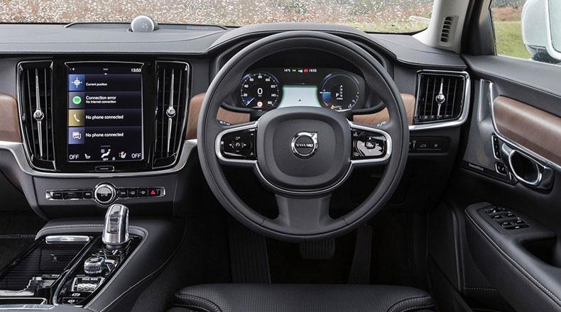 Volvo Maksimum Hız Sınırı 2