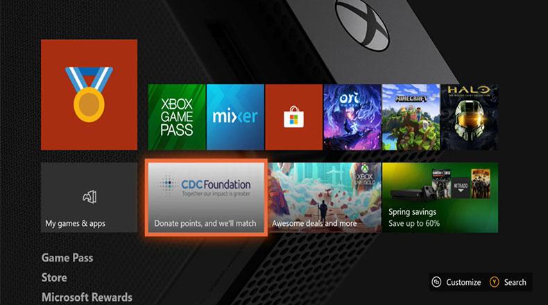 Xbox Coronavirüs Desteği 2