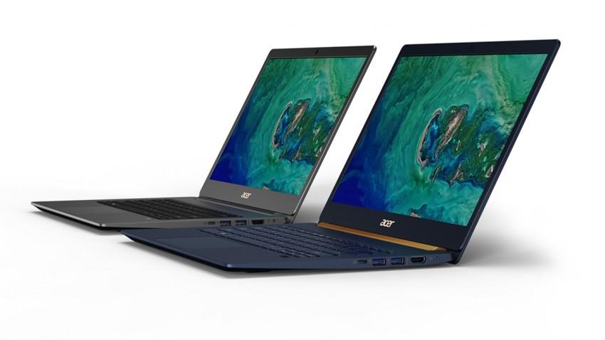 Acer swift 5 acer swift 7 indirim