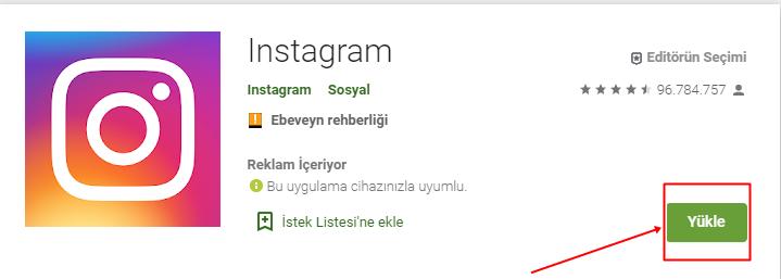 instagram görüntülü konuşma 1
