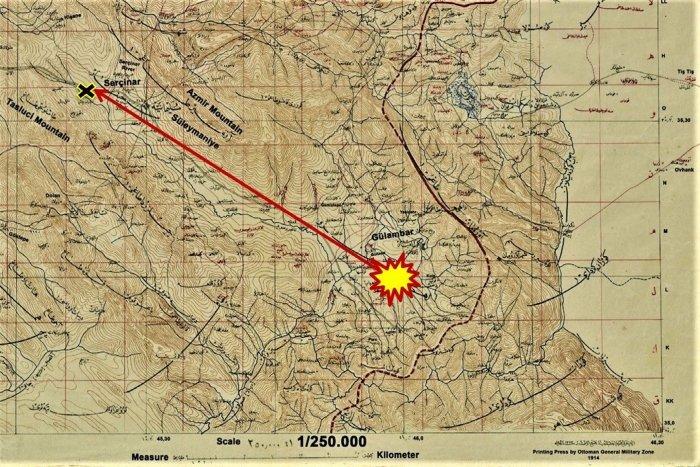 meteor sebebiyle ölen ilk kişi harita