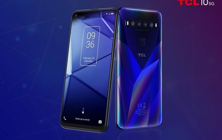TCL 10 5G özellikleri