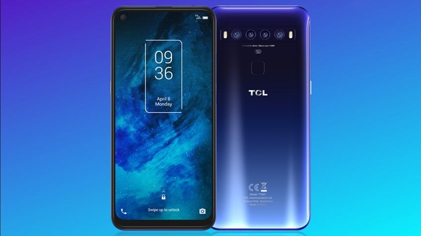 TCL 10 serisi telefon modelleri özellikleri
