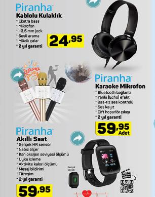 Akıllı Saat, Kabloluk Kulaklık ve dahası