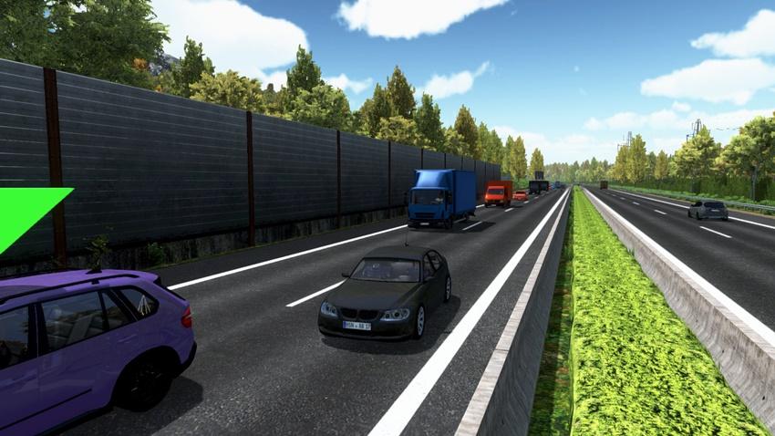 Autobahn Police Simulator Kısa Süreliğine Ücretsiz Oldu