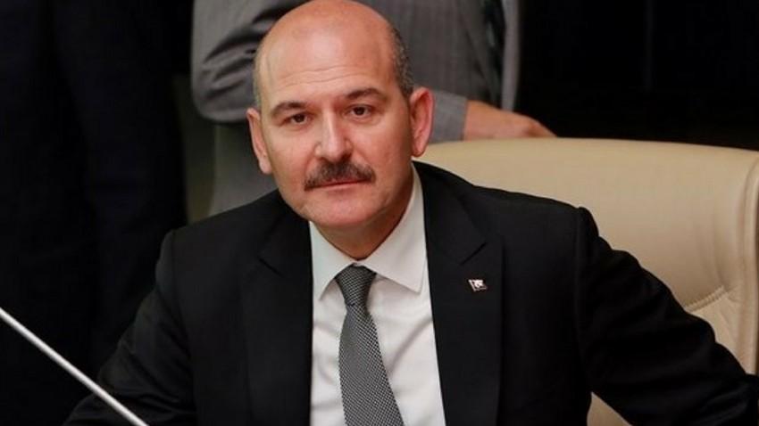 """Bakan Süleyman Soylu Açıkladı: """"Erken Açıklasaydık Marketlere Akın Olurdu"""""""