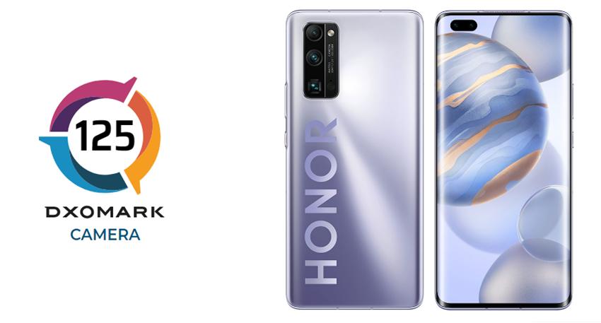Honor 30 Pro Plus DxOMark'tan Kaç Puan Aldı?