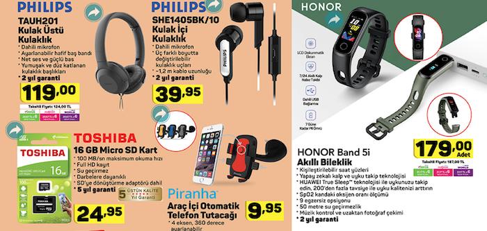 Honor Band 5i ve Dahası