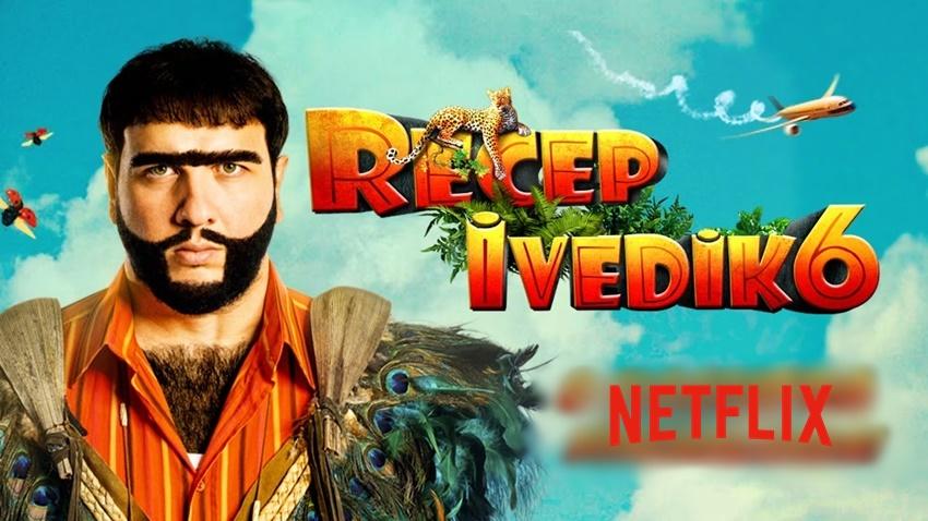 Recep İvedik 6 Netflix'e Geldi!