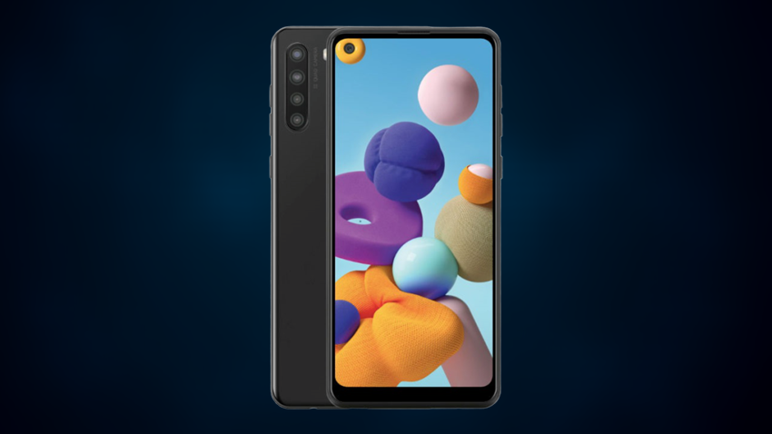 Samsung Galaxy A21 Tanıtıldı! İşte Özellikleri ve Fiyatı