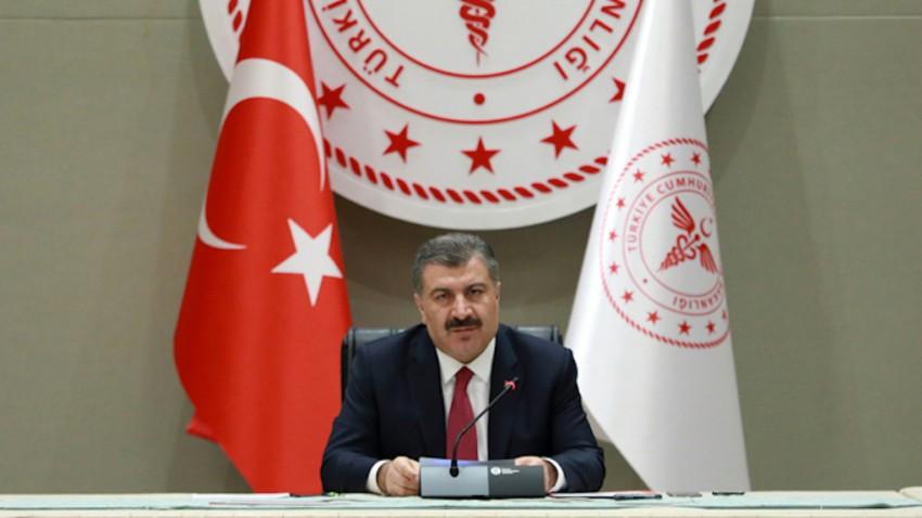 Türkiye'de Koronavirüsten Can Kaybı 1.296 Oldu! Vaka Sayısı Yükseldi