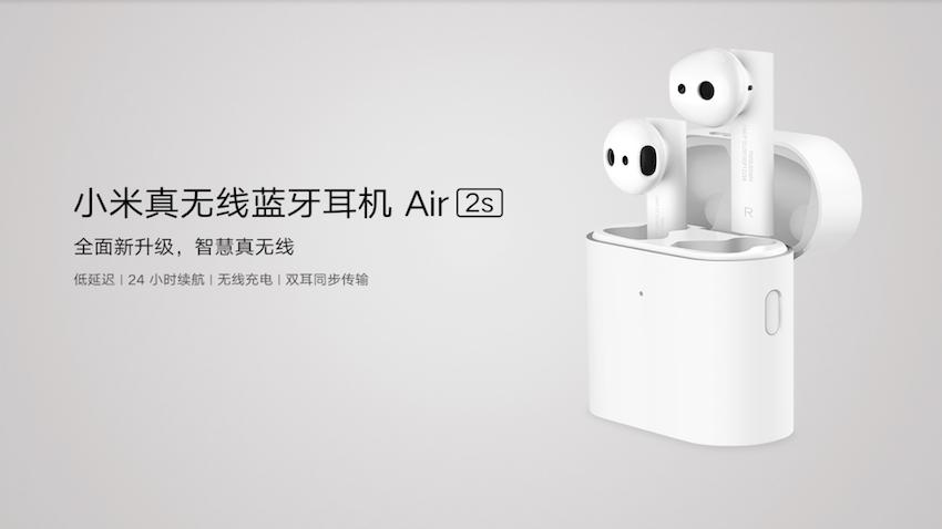 Xiaomi Mi Air 2S TWS Tanıtıldı! İşte Özellikleri ve Fiyatı