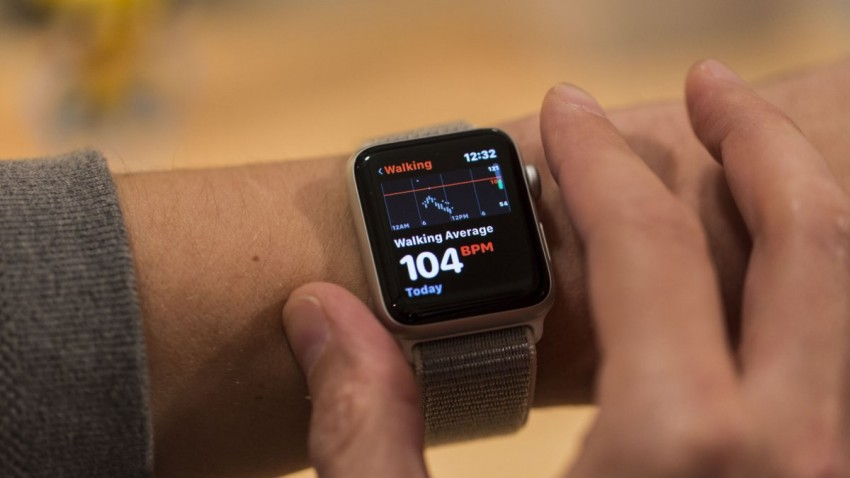 Apple Watch Panik Atak Krizi
